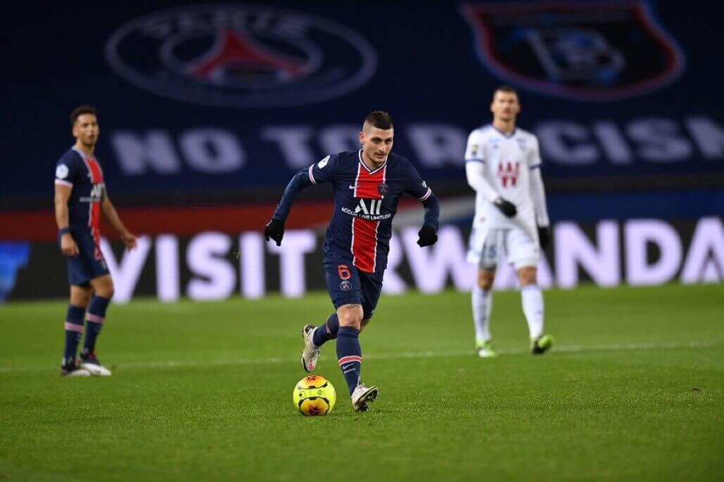 ملخص واهداف مباراة باريس سان جيرمان وستراسبورج (4-0) الدوري الفرنسي