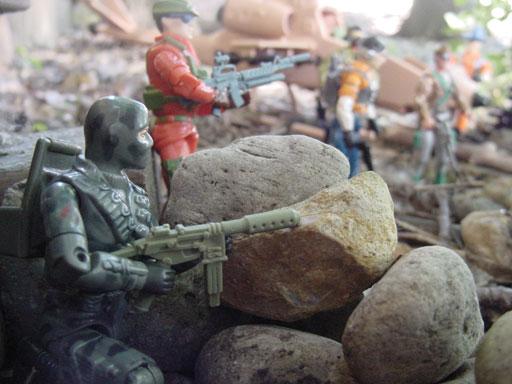 1984 Firefly, Tigor, Tiger Force Psyche Out, 2002 General Tomahawk, European Exlcusive, Brazil, Estrela
