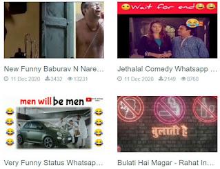 Hindi Comedy Video Download | कॉमेडी वीडियो डाउनलोड
