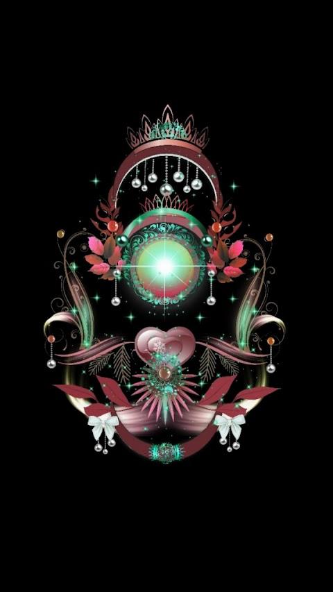 Hình Nền Đẹp 3D Cho Điện Thoại Chiếc Gương Thần Thoại