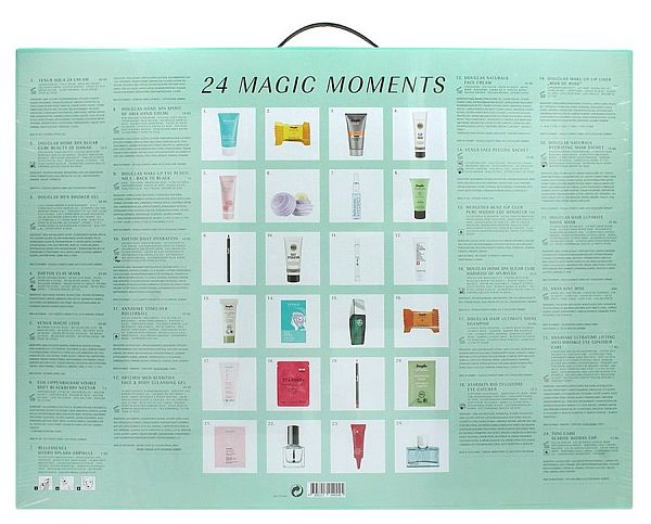 Beauty Advent Calendars 2016 Douglas