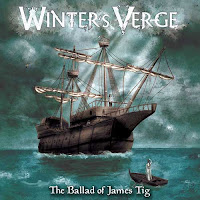 "Το album των Winter's Verge ""The Ballad of James Tig"""