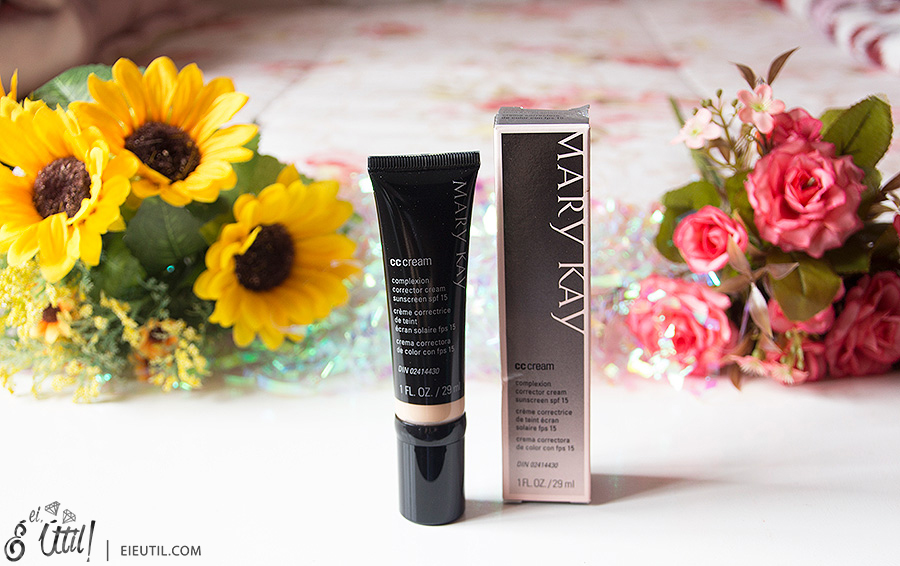 CC Cream Multibenefícios FPS 15 - Mary Kay