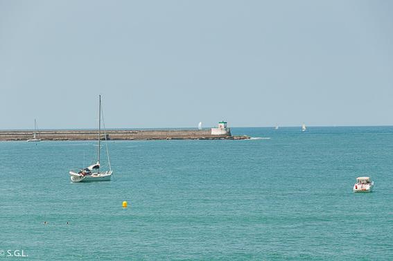 San Juan de Luz. Hoy compartimos tiempo de verano.