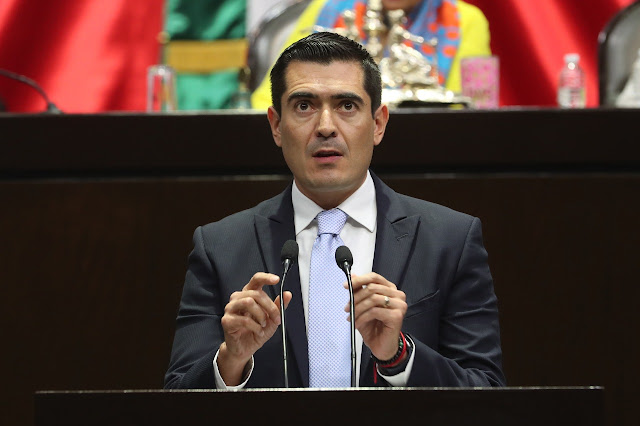 diputado Rigoberto Mares Aguilar (PAN)