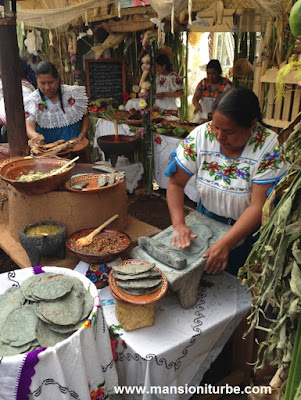 Traditional Cooks from Michoacán