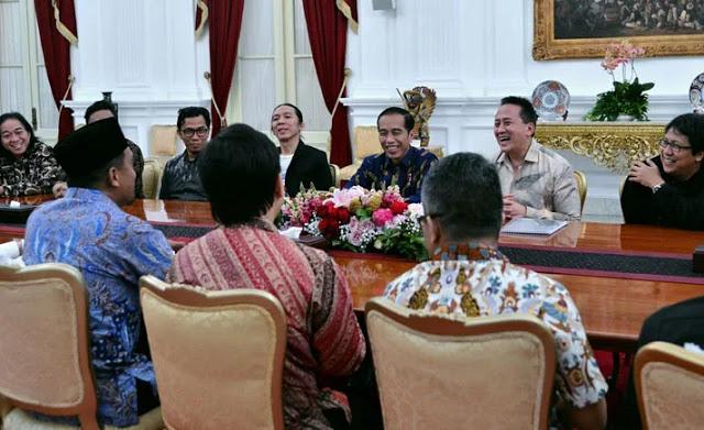 Negara Ada Bencana & Duka, Konser Musisi Pendukung Jokowi Dinilai tak Punya Kemanusiaan