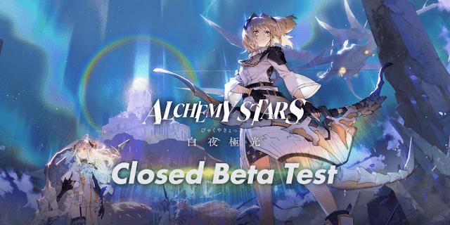 Alchemy Stars - CBT Registration, is it really an Innovative Strategic Game?!