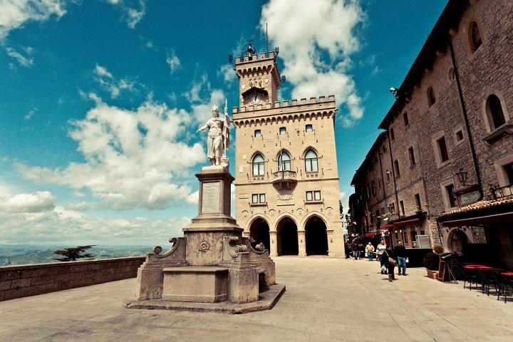 San Marino, Negara yang Berasal dari Sebuah Gereja Kecil