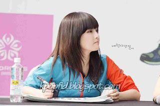 Photos Jeon Boram T-ara Cantik