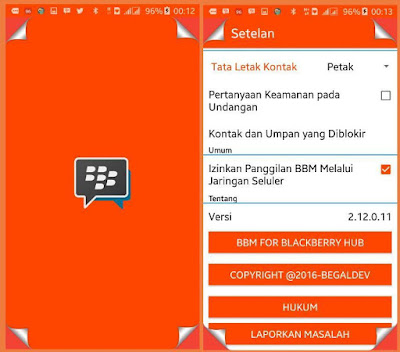 BlackBerry Messenger Patched