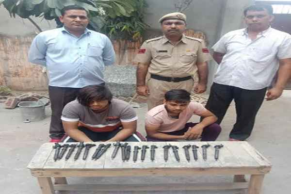 ballabhgarh-uncha-gaon-crime-branch-arrested-injector-chor