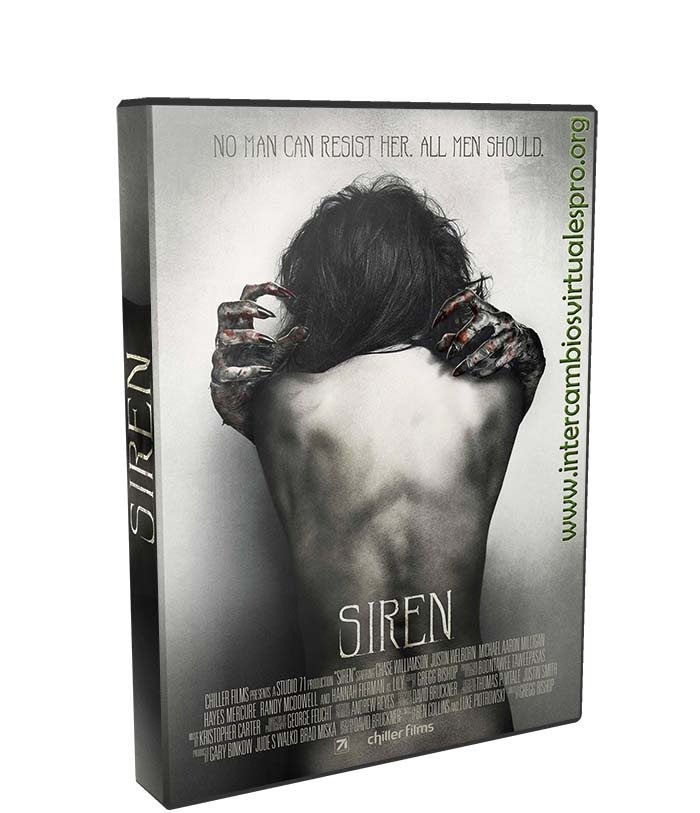 SiREN poster box cover