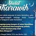 Keutamaan Doa Tarawih di Bulan Ramadhan.