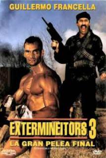 Extermineitors III: La gran pelea final en Español Latino