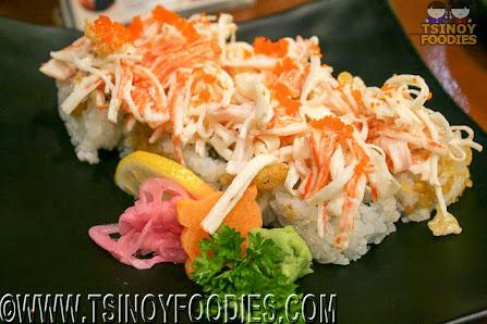 crazy maki sushi