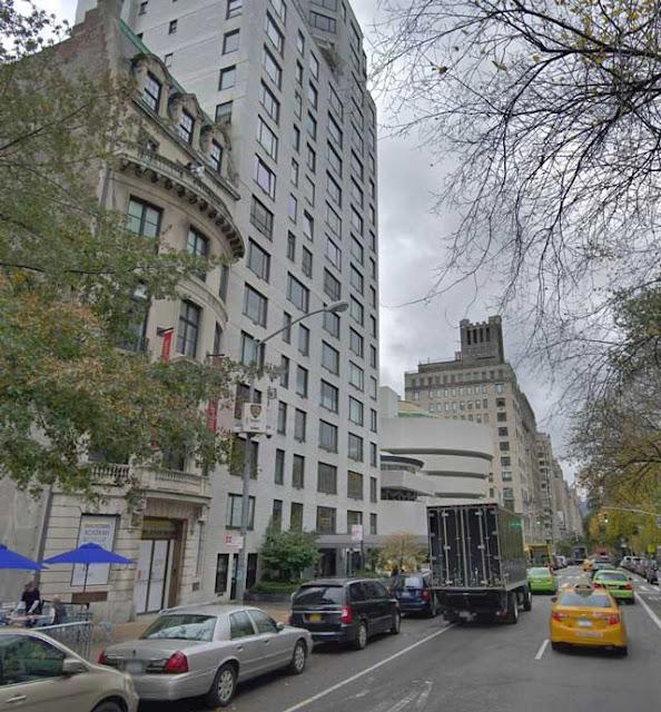 Fifth Avenue at 89th Street, NYC, randommusings.filminspector.com