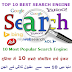 Top 10 Best Search Engine