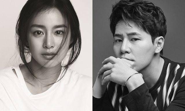 Kim Tae-Hee dan Lee Kyu-Hyung jndkrama