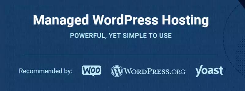 managed wordpress hositing