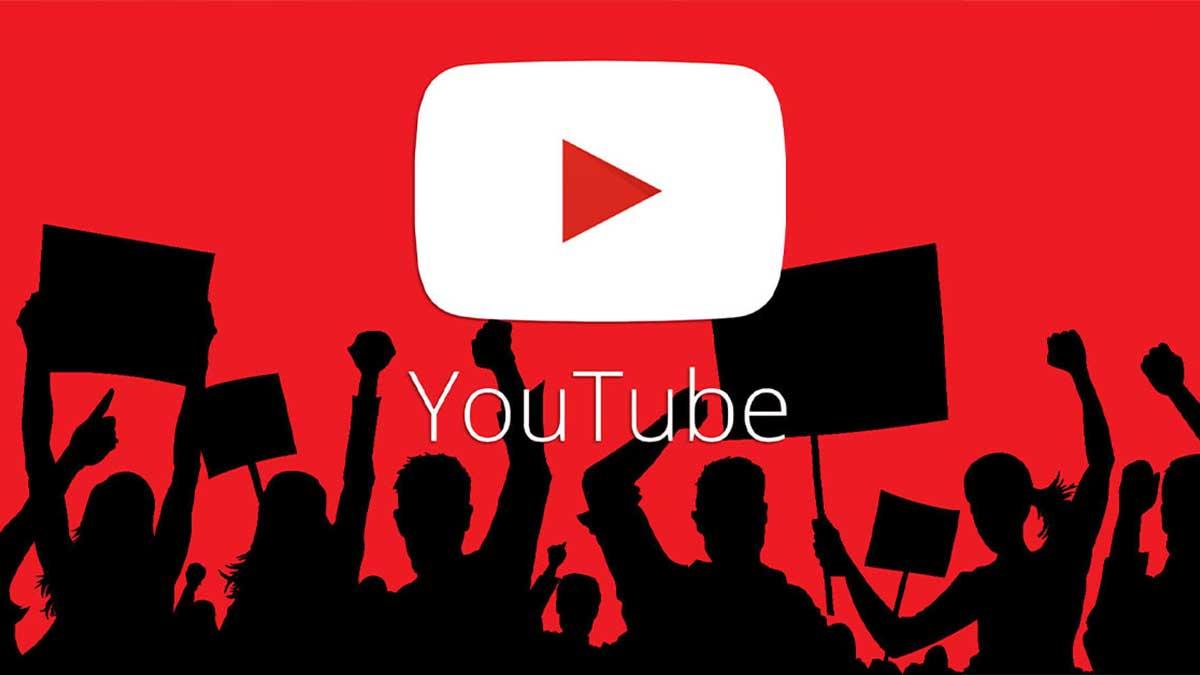مشاهدة البث المباشر على YouTube بتقنية HDR