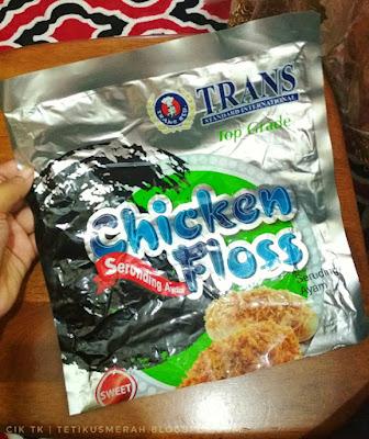 chicken floss