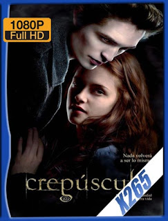 Crepúsculo (2008) x265 [1080p] Latino [GoogleDrive] SilvestreHD