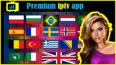 JUST NEW EXCLUSIVE IPTV APK WITH SPORT AND WORLD CHANNELS