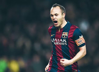 Iniesta welcomes Pedri to Barcelona with Video on twitter
