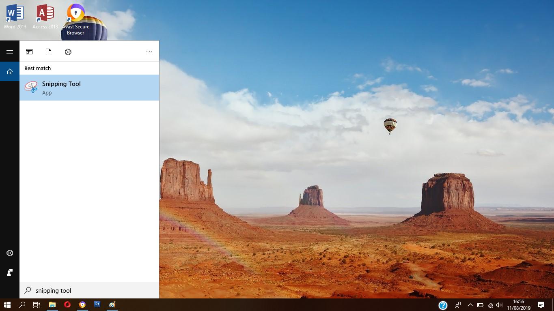 Cara mengambil screenshootan layar di windows