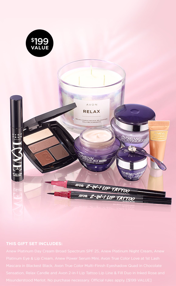 Summer Romance Giveaway hosted by Avon #AvonRep