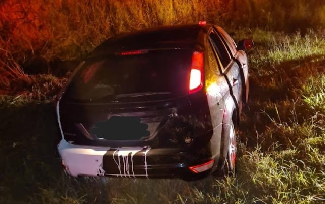 Batida frontal entre caminhão e carro deixa duas pessoas feridas em Vitória da Conquista