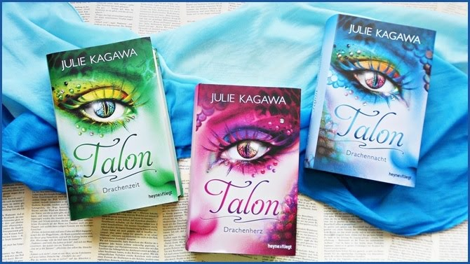 Plötzlich Fee Unsterblich Talon Juliw Kagawa Serie Reihen Diskussion Drachen