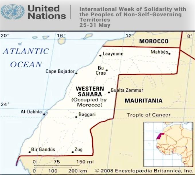 التنسيقية الأوروبية للتضامن مع الشعب الصحراوي تدعو الأمم المتحدة إلى تنشيط أدواتها لإنهاء الإحتلال من الصحراء الغربية.