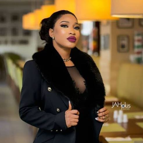 """60% of the men we marry, sleep with men"" – Tonto Dikeh writes on IG"