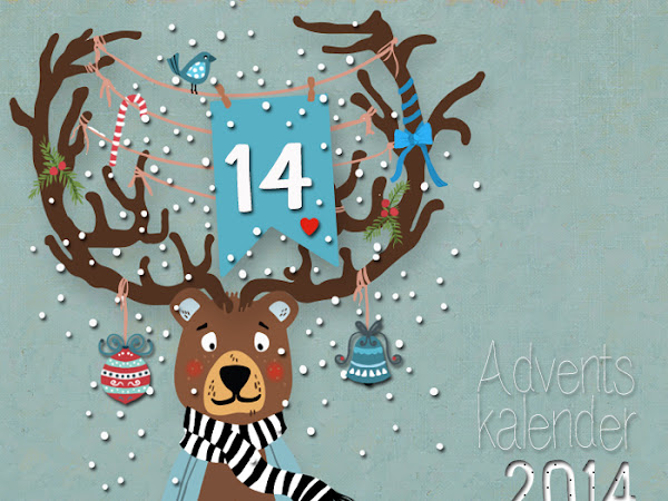 Lila-Lotta Adventskalender 2014 - Türchen Nr. 14