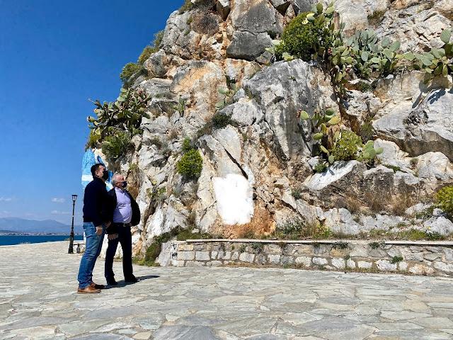 Ναύπλιο: Ξεκινάει η προστασία του Μονοπατιού της Αρβανιτιάς (βίντεο)