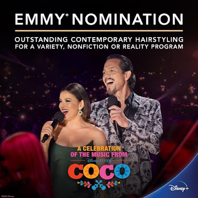 Emmy Nomination for A Celebration of the Music from Coco