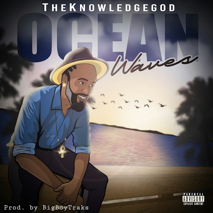 """Out Now: """"Ocean Waves"""" by theknowledgegod"""