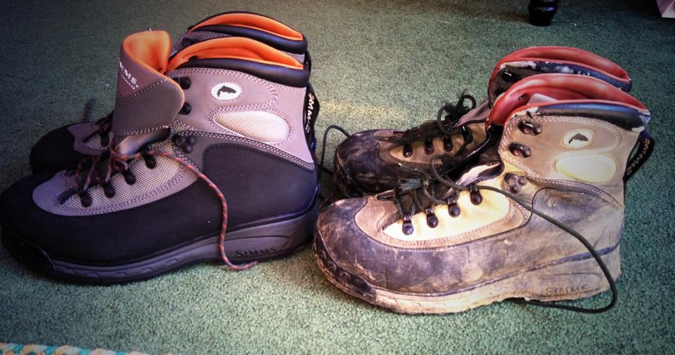D Amp H Simms Rivershed Wading Boot Review