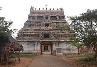 Padikasu Nathar Temple Alagaputhur Thanjavur