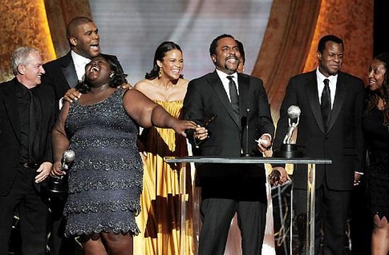 Lee Daniels Precious 2010 Awards Season