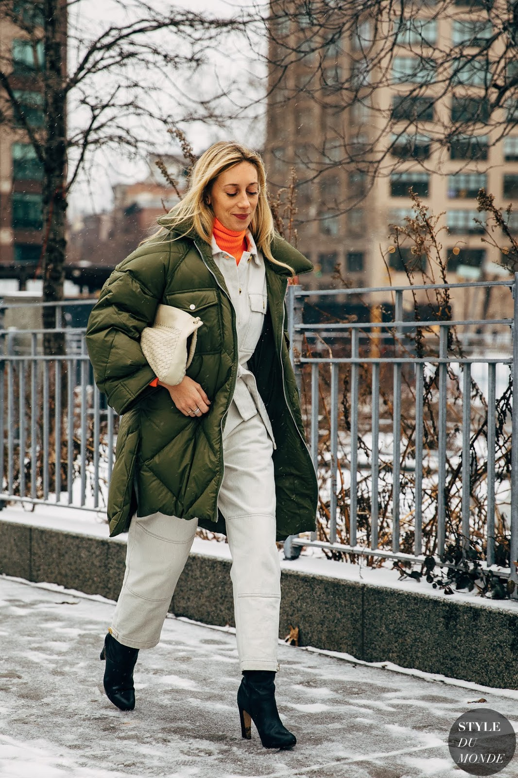 How to Style a Jumpsuit for Winter