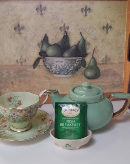 Tea Time, Irish Breakfast... Living From Glory To Glory Blog...