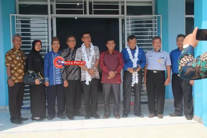 Resmikan Kelas Industri MCP, SMK Muhammadyah 2 Metro Mampu Bersaing di Level Nasional