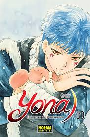 Yona Princesa del Amanecer Vol. 18 y 19 - Norma Editorial