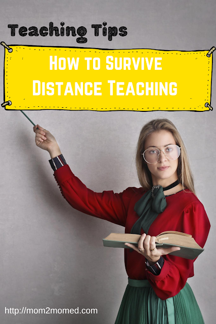 Teaching Tips: How to Survive Distance Teaching