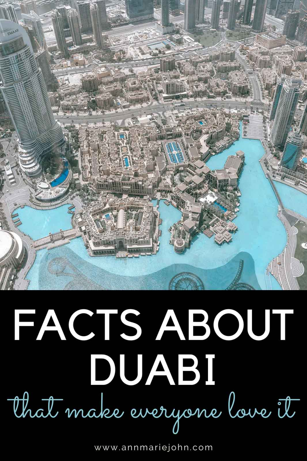 Facts about Dubai That Make Everyone Love It