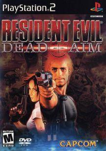Resident Evil Dead Aim PS2 Torrent