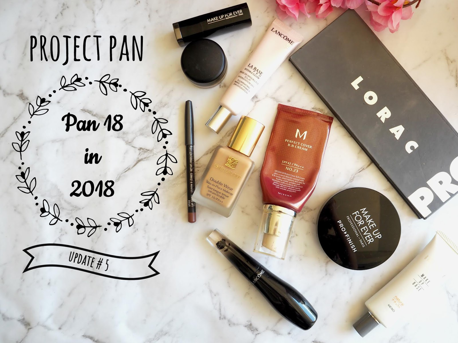 www.poshmakeupnstuff.blogspot.com:Project Pan Update#5